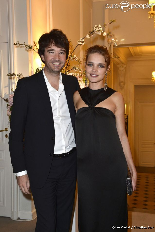 Antoine Arnault with cool, sexy, Girlfriend Natalja Mihajlovna Vogyanova