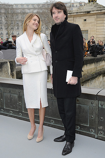 Christian Dior - Outside Arrivals - PFW F/W 2013