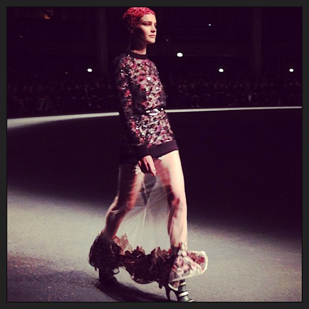 20130303GivenchyFW2013-14ShowLucyYeomansInstagram01