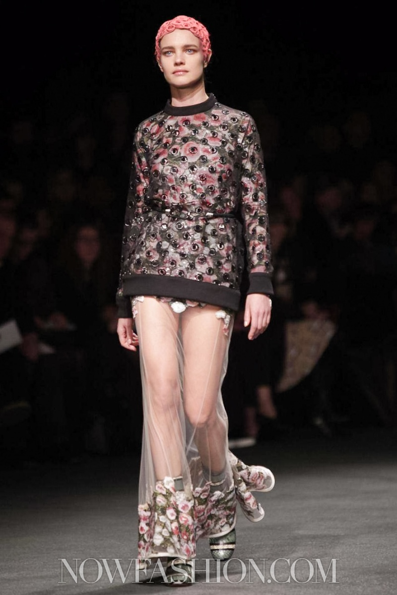 Givenchy, Ready to Wear, Fall Winter, 2013, Paris