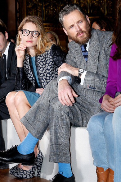 Stella McCartney - Front Row - PFW F/W 2013