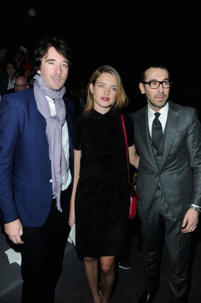 Louis Vuitton - Front Row - PFW F/W 2013