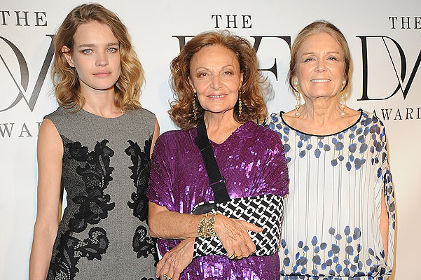 2013 DVF Awards - Arrivals