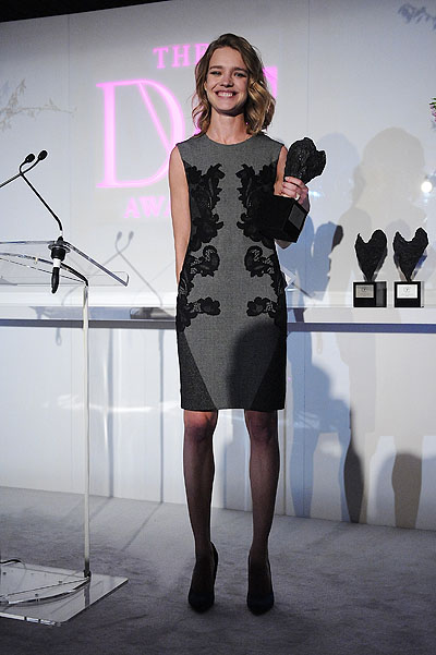 2013 DVF Awards - Inside