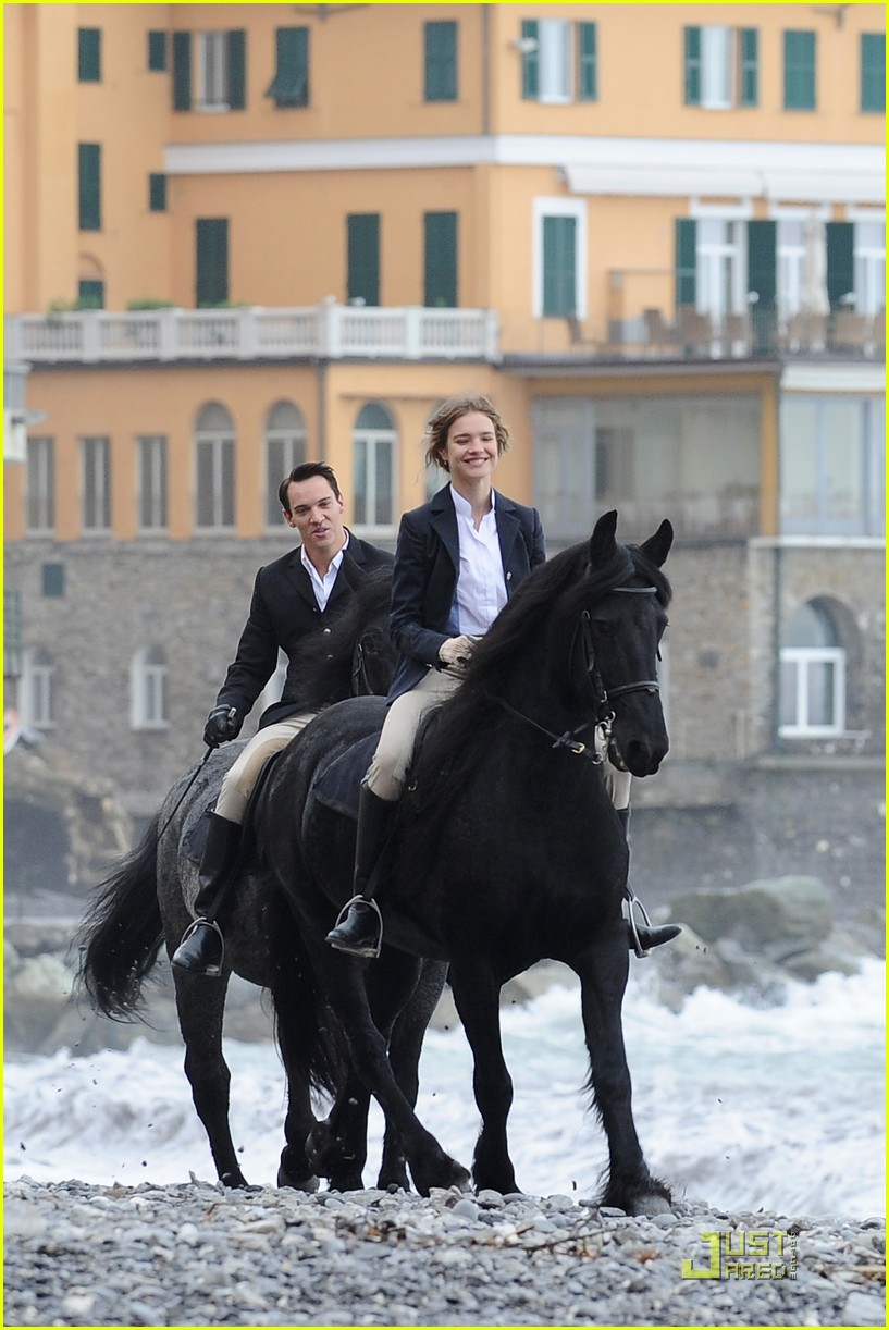 "On Location For ""Belle du Seigneur"" - November 9, 2010"