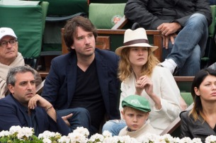 Celebrities At French Open 2013 - Day 15