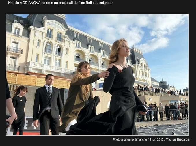20130615CabourgFestivalduFilmPhotocallBelleDuSeigneurOuestFrance01
