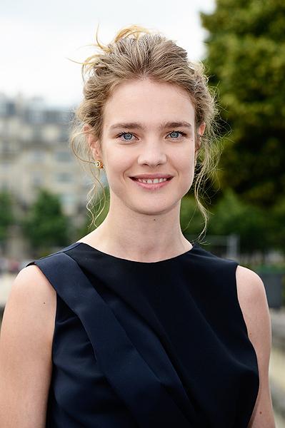 Christian Dior: Front Row - Paris Fashion Week Haute-Couture F/W 2013-2014