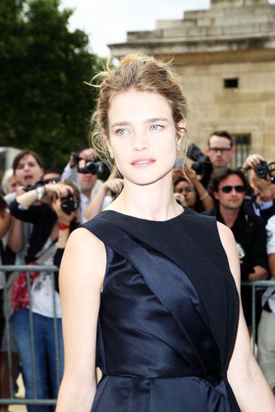 Christian Dior : Outside Arrivals - Paris Fashion Week Haute Couture F/W 2013-2014
