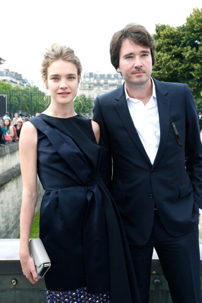 Christian Dior : Outside Arrivals - Paris Fashion Week Haute-Couture F/W 2013-2014