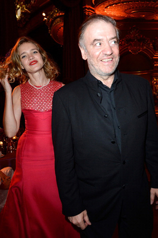 'Love Ball' Hosted by Natalia Vodianova in Support of The Naked Heart Foundation: Dinner